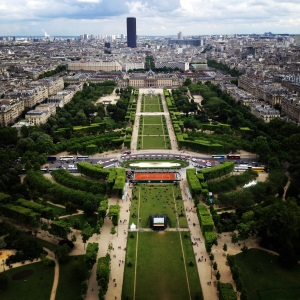 Sensational Symmetry in the City of Love