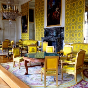 Luxurious Lemon Interiors. Palace of Versailles.