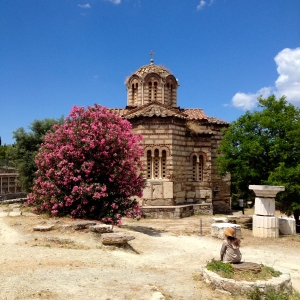 Ancient Beauty in Athens