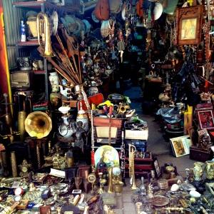 Monastiraki Flea Market Treasures