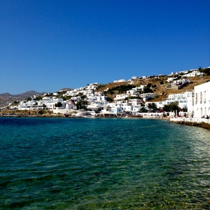 Mykonos - A White-washed Paradise